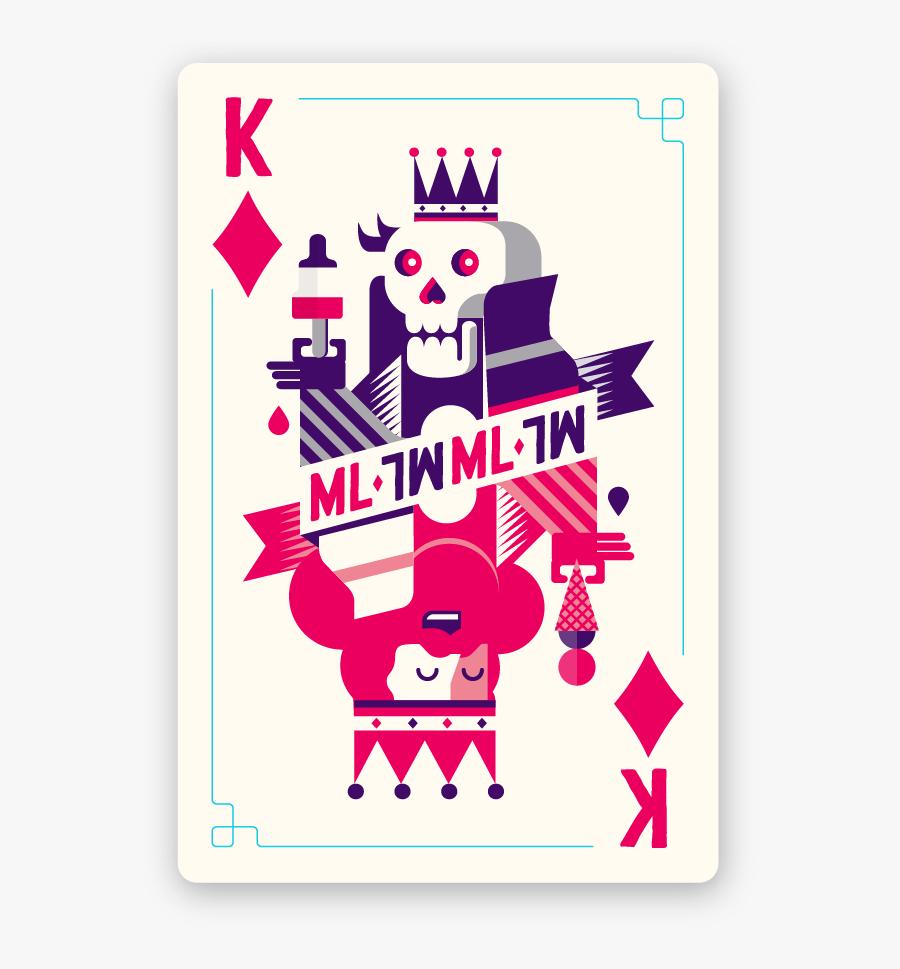 Custom Design Card Deck, Transparent Clipart