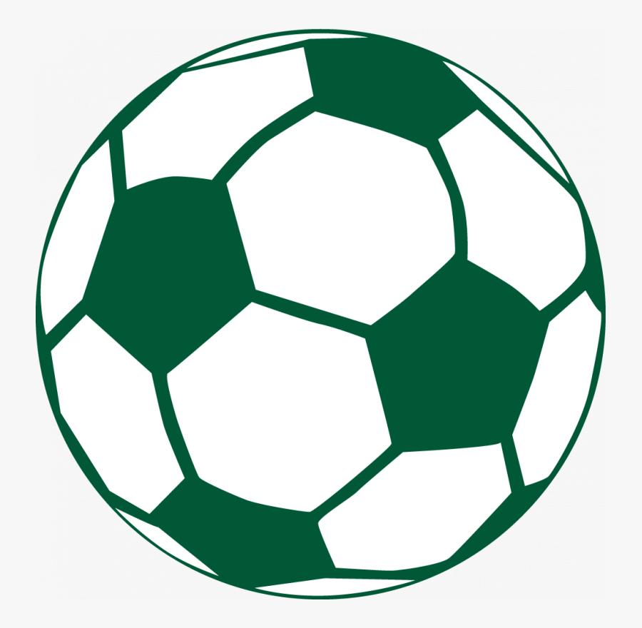 Green Soccer Ball Clip Art - Green Soccer Ball Clipart, Transparent Clipart