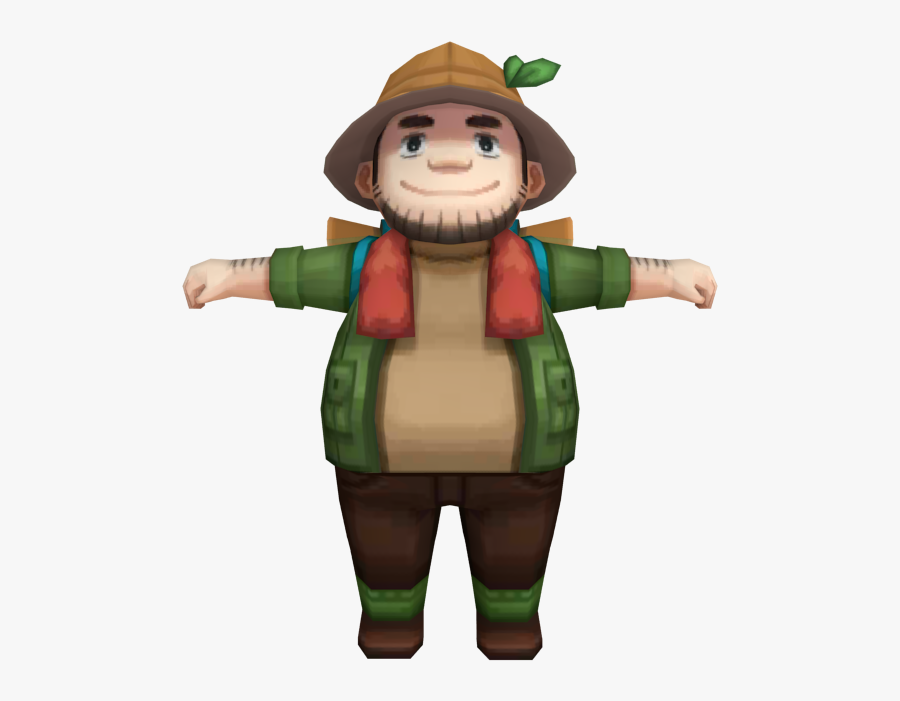 Download Zip Archive - Pokemon X And Y Hiker, Transparent Clipart