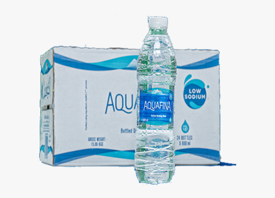 Mineral Water Bottle Png - Plastic Bottle, Transparent Clipart