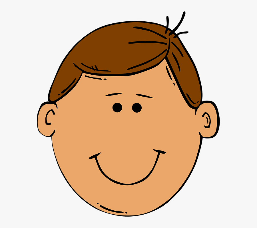 Boy Face Clipart Png Png Download Black And White Clipart Face Free Transparent Clipart Clipartkey