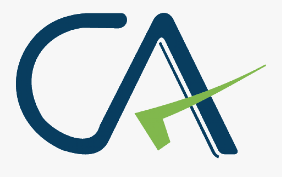 High Resolution Chartered Accountant Ca Logo, Transparent Clipart