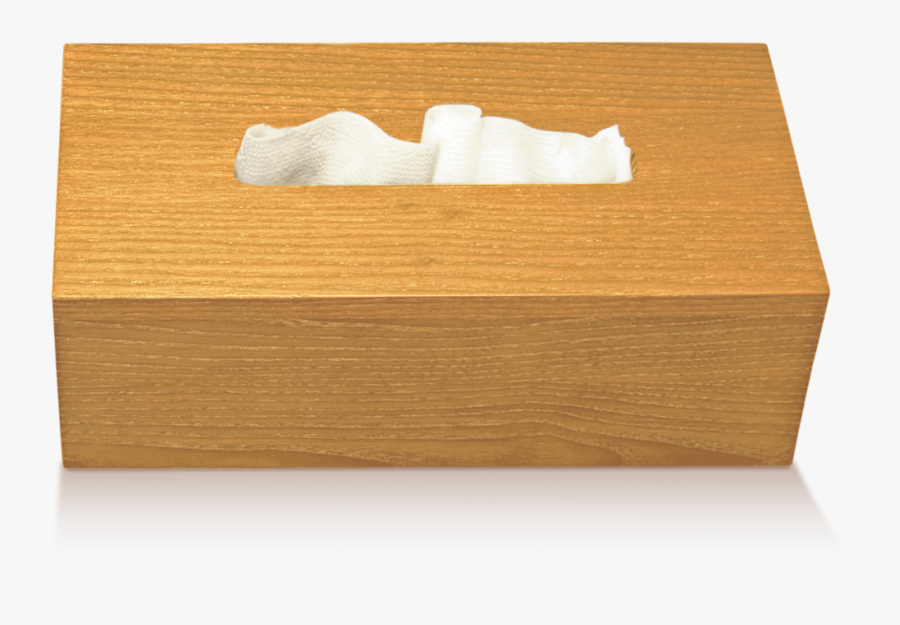 Tissue Box - Plywood - Plywood, Transparent Clipart