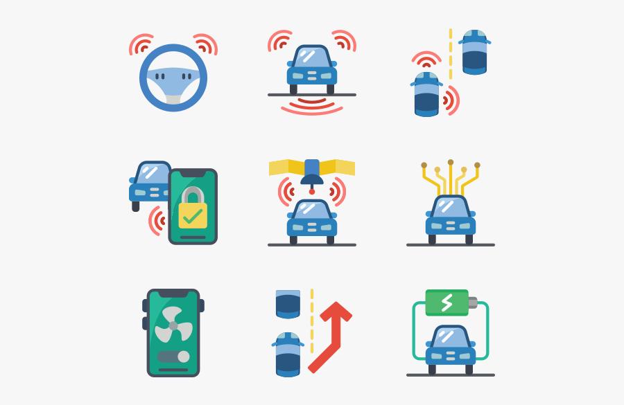 Smart Cars - Charts Png, Transparent Clipart