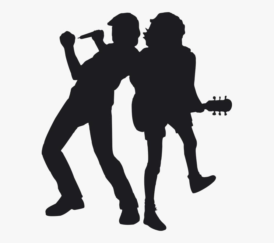 Musicians, Emotions, Concert, Ac Dc, Music, Vector - Talent Hunt Show Posters, Transparent Clipart