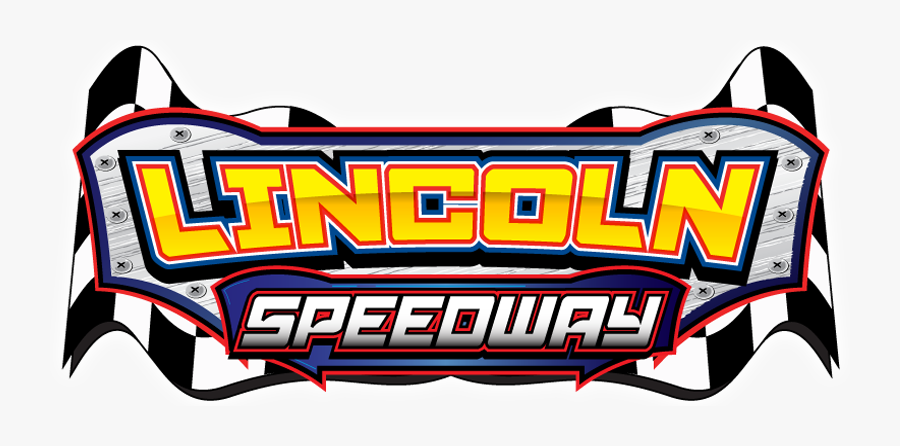 """Lincoln Speedway Logo""""  Class=""""img Responsive True - Lincoln Speedway Il, Transparent Clipart"""