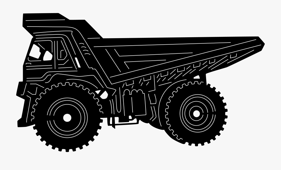 Dumping Truck Heavy Duty Construction And Agricultural - Disadvantaged Business Enterprise Logo, Transparent Clipart