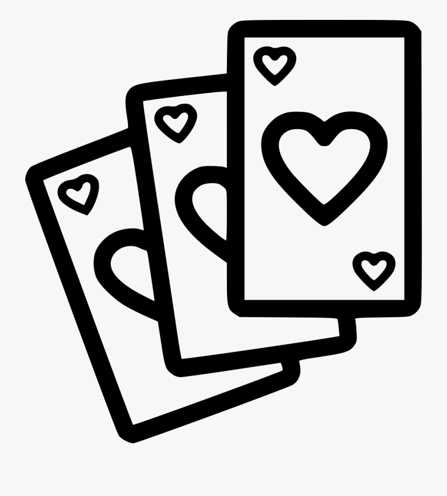 Deck Of Cards - Deck Of Cards Icon, Transparent Clipart