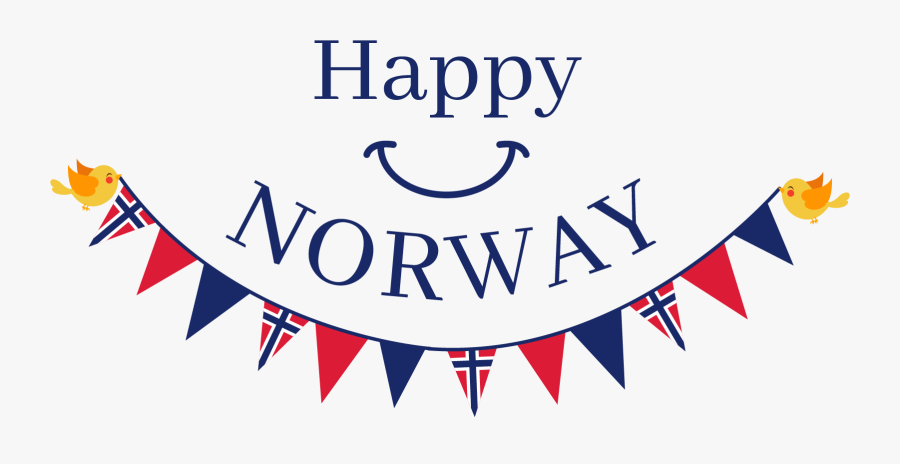 Happy Norway - Norway Happy, Transparent Clipart
