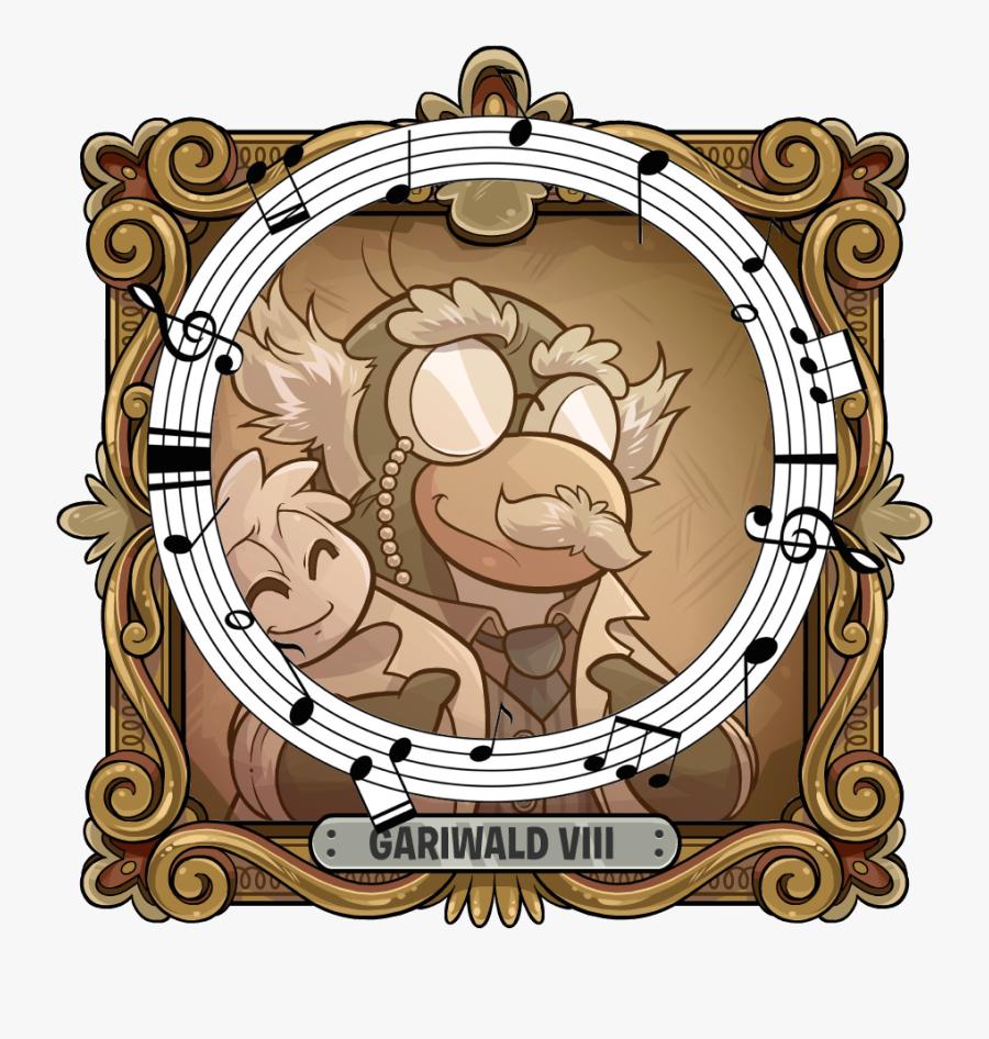 Gariwald Portrait - Gariwald Viii, Transparent Clipart