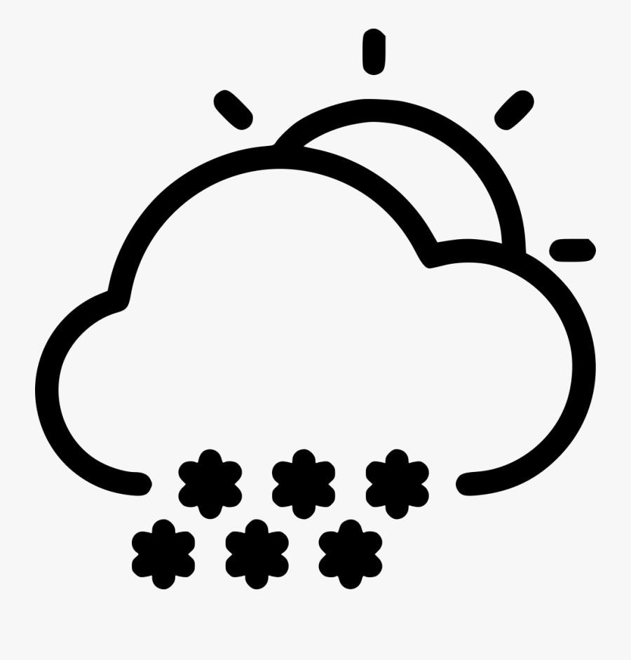 Snow Day Comments - Illustration, Transparent Clipart