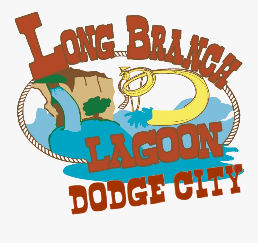 Long Branch Lagoon Logo Clipart , Png Download - Long Branch Lagoon Dodge City Ks, Transparent Clipart