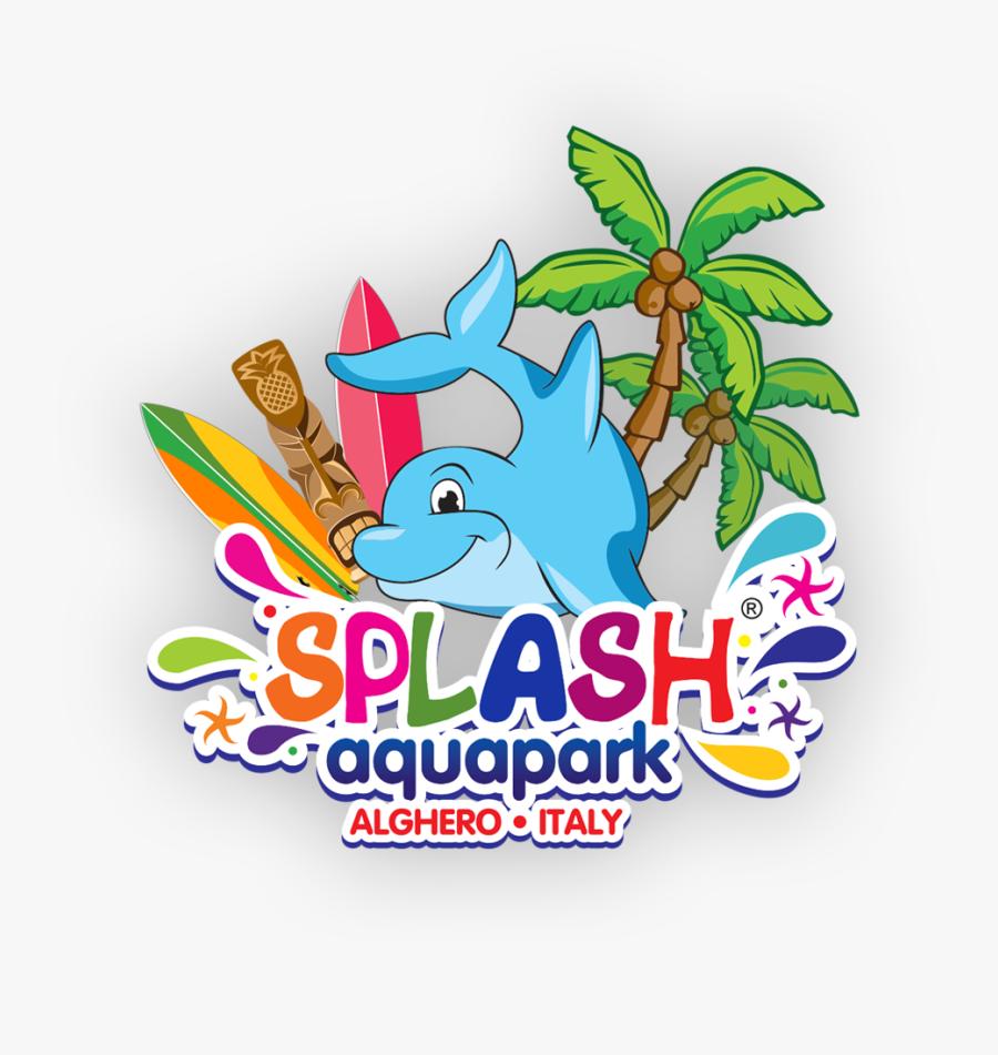 Splash Aquapark Alghero, Transparent Clipart