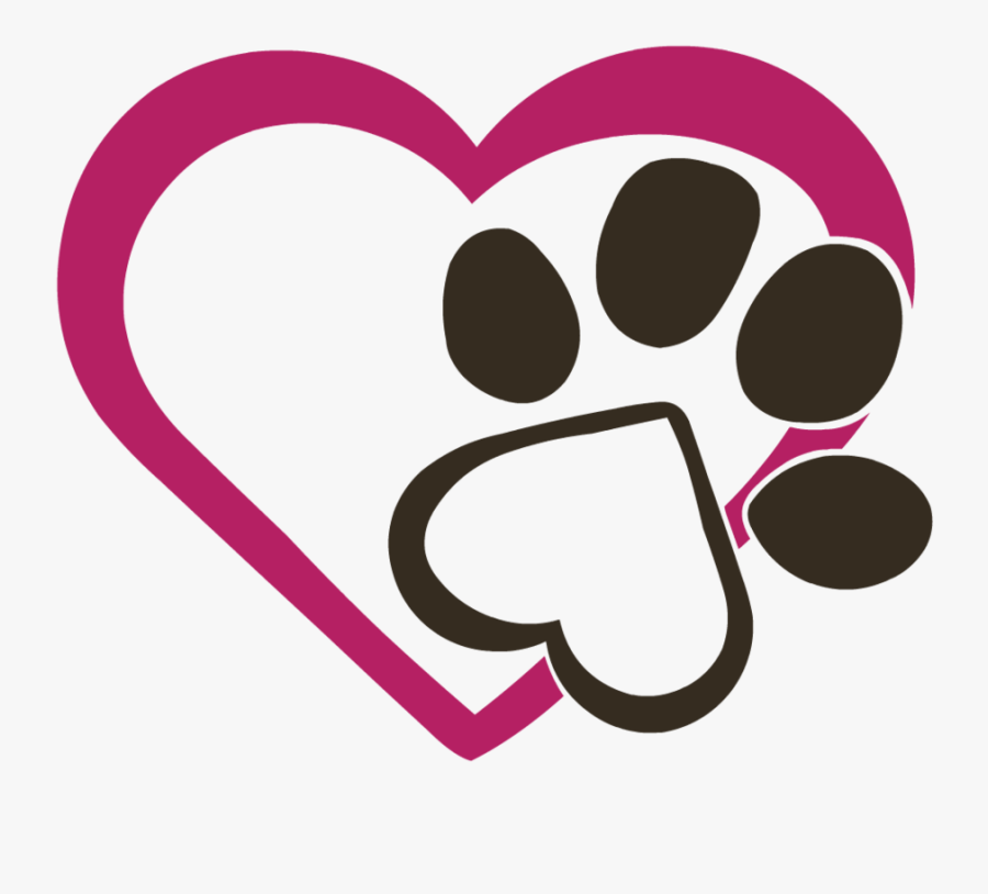 Transparent Cat Paw Png - Free Dogs Lover Vector Png, Transparent Clipart