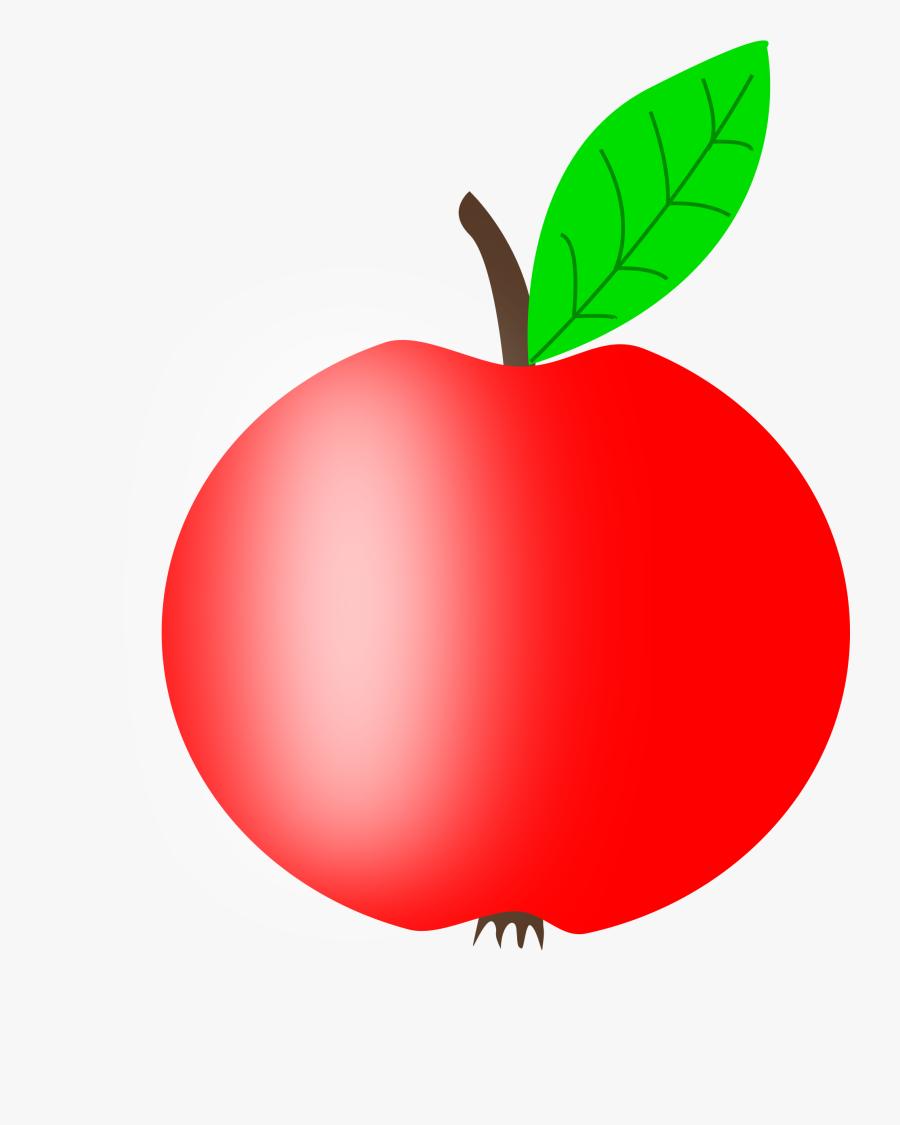 ใบไม้ แอ ป เปิ้ ล, Transparent Clipart