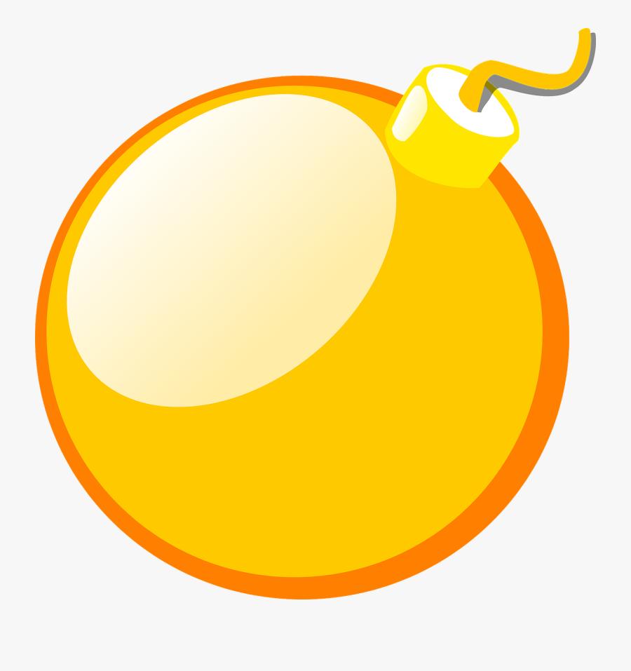 Bomb Explode Icon Sign Symbol Gambar Lucu Bom Ranjau