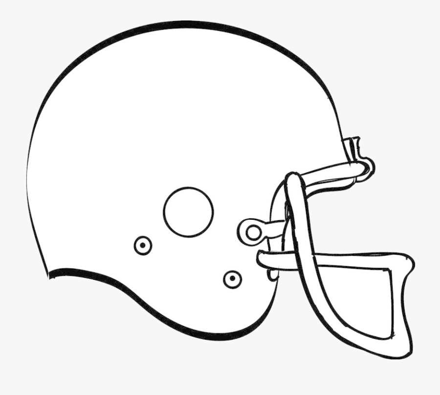 Football Helmet Clipart Best Clip Art Collection Transparent Football Helmets Drawing Easy Free Transparent Clipart Clipartkey