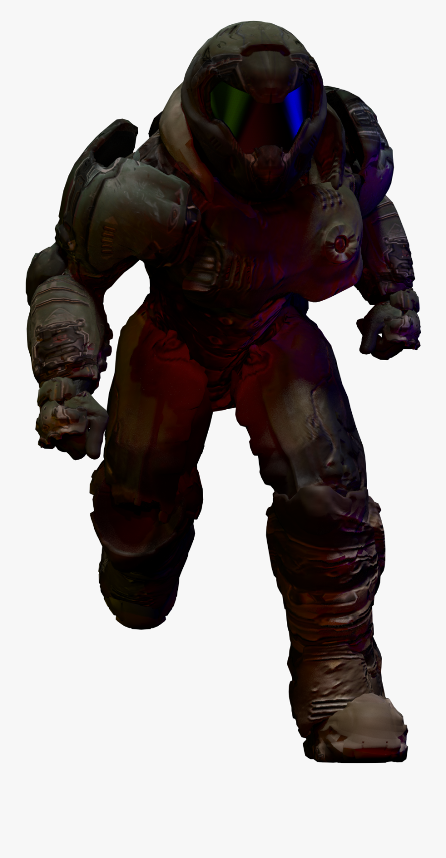 Clipart Free Guy In Blender Cycles Doomguy Png Free