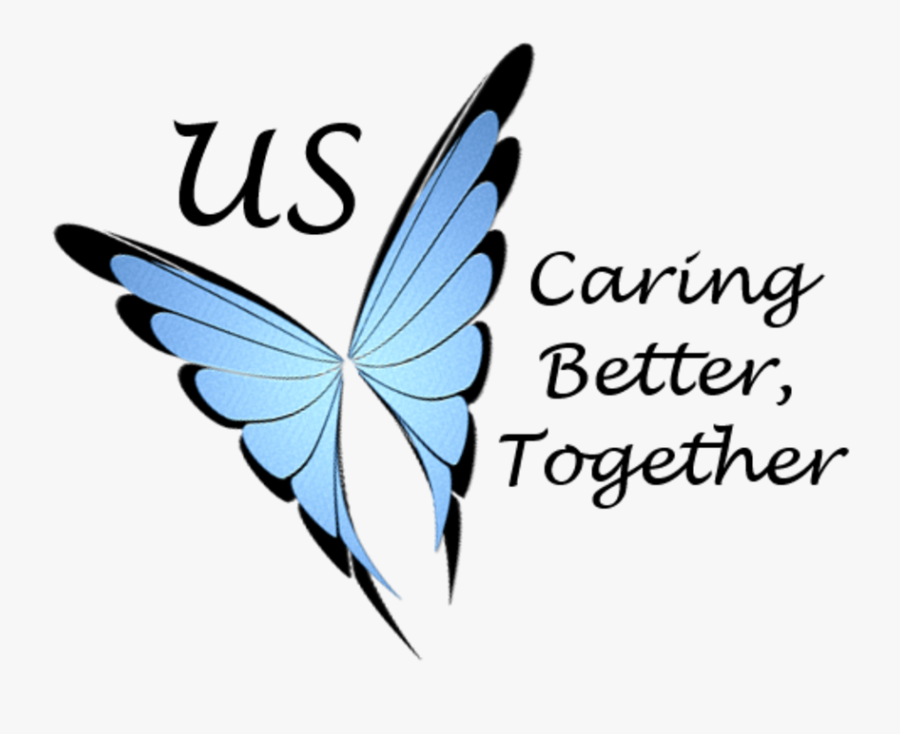 Us Graphic - Brush-footed Butterfly, Transparent Clipart