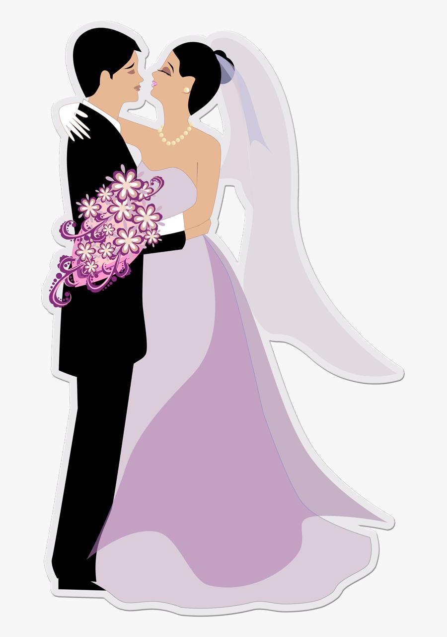 Bridal Clipart Wedding Dinner - Wedding Invitation Design Png, Transparent Clipart