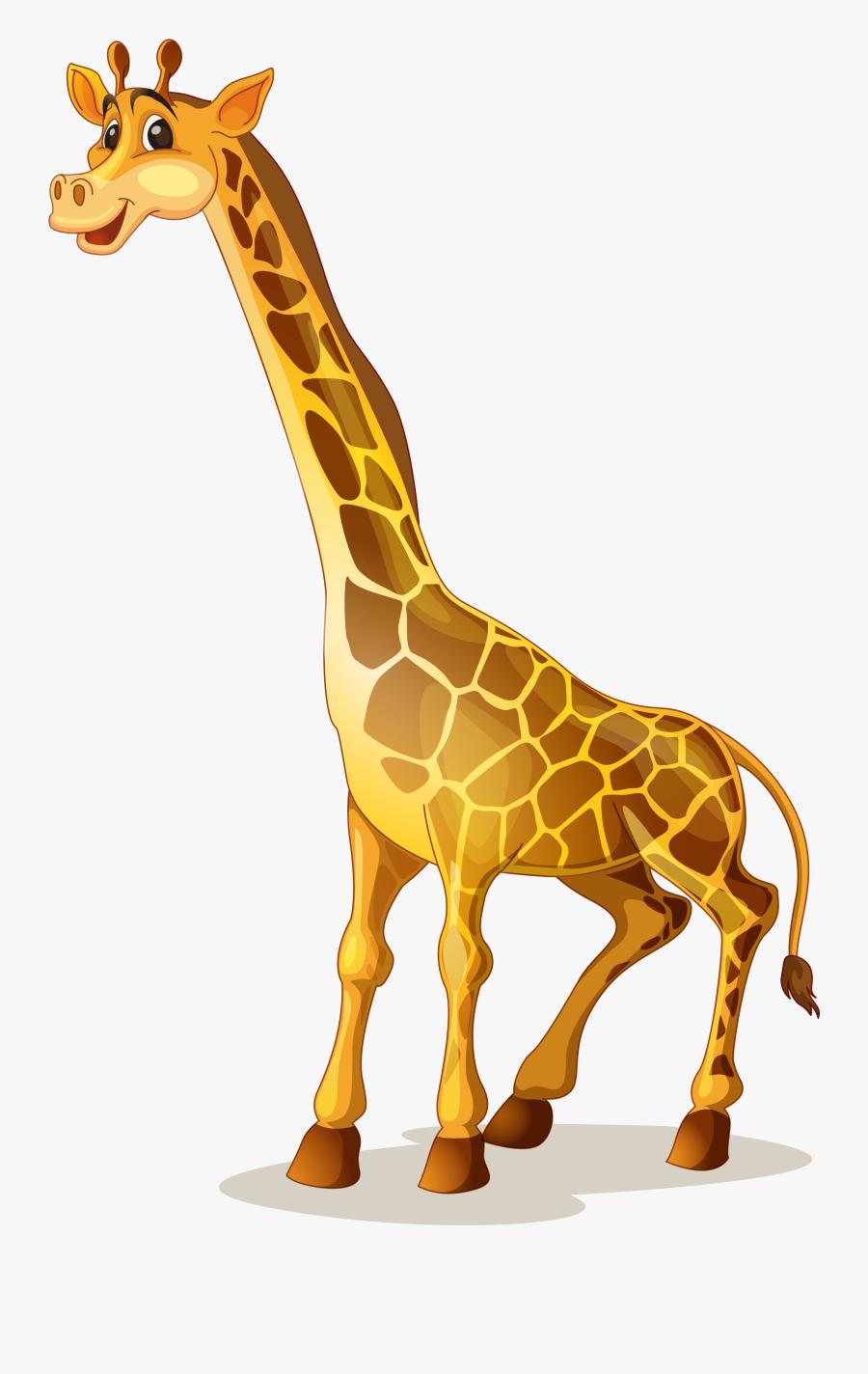 Giraffe Images Clipart - Giraffe Cliparts, Transparent Clipart