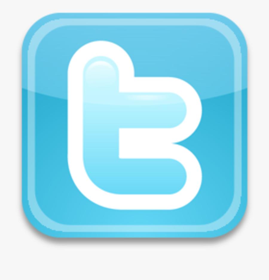 Twitter-button - Logo De Twitter, Transparent Clipart