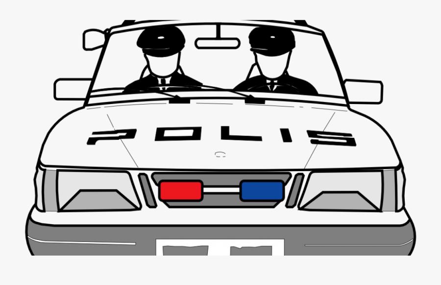 Transparent Police Car Clipart Png - Police Car Clip Art, Transparent Clipart