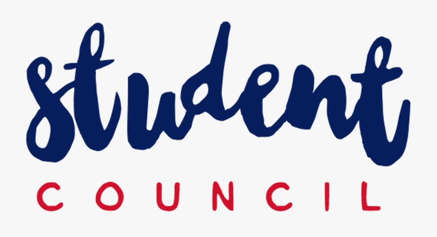 - Student Council Clip Art - Student Council Font, Transparent Clipart