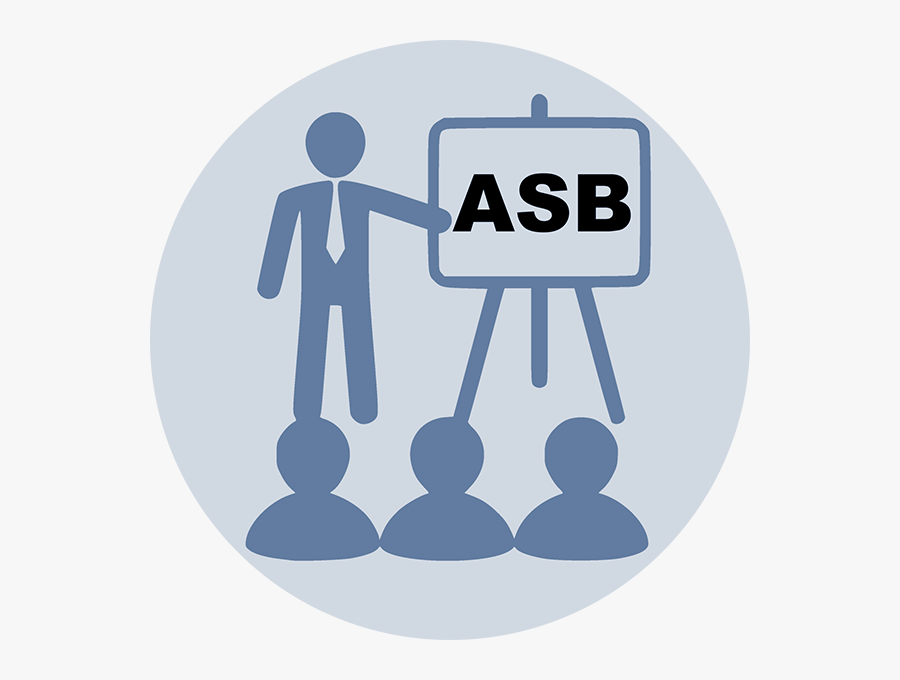 Asb Advisors - Red Teacher Icon Png, Transparent Clipart