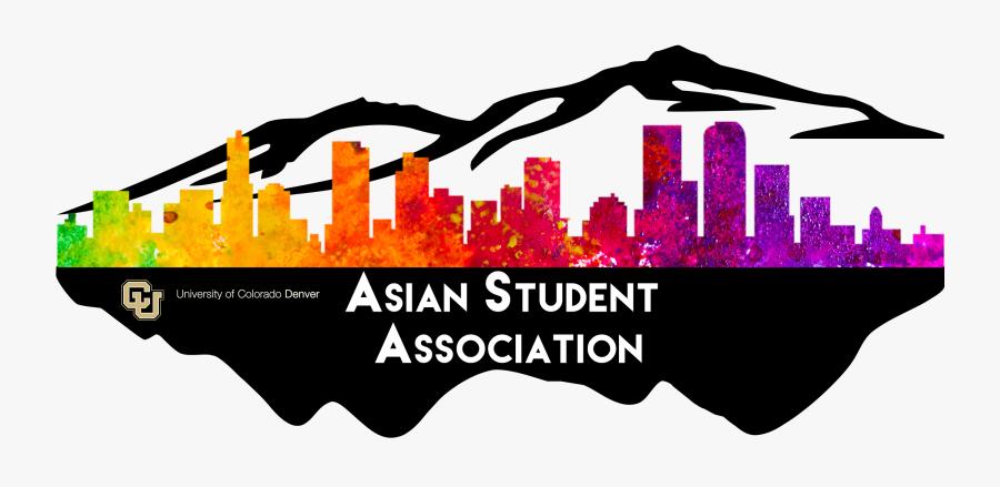 Asalogo Col Blk - Asian Student Association, Transparent Clipart