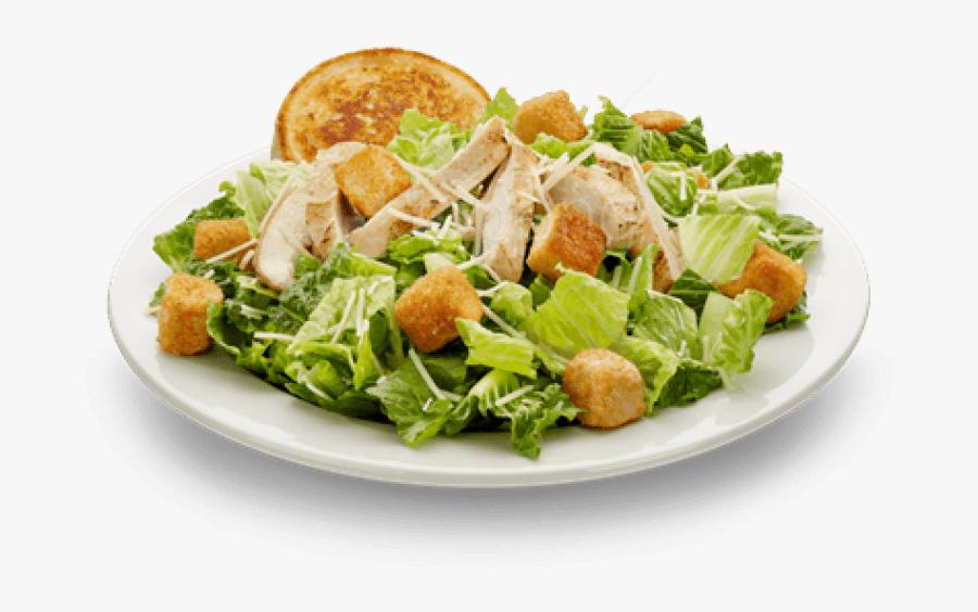Caesar Salad Png - Chicken Caesar Salad Png, Transparent Clipart