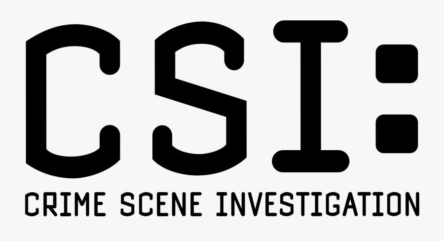 Csi Logo, Transparent Clipart