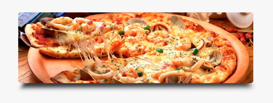 "Papa""s Pizza & Roast Beef - Famous Italian Pizza, Transparent Clipart"