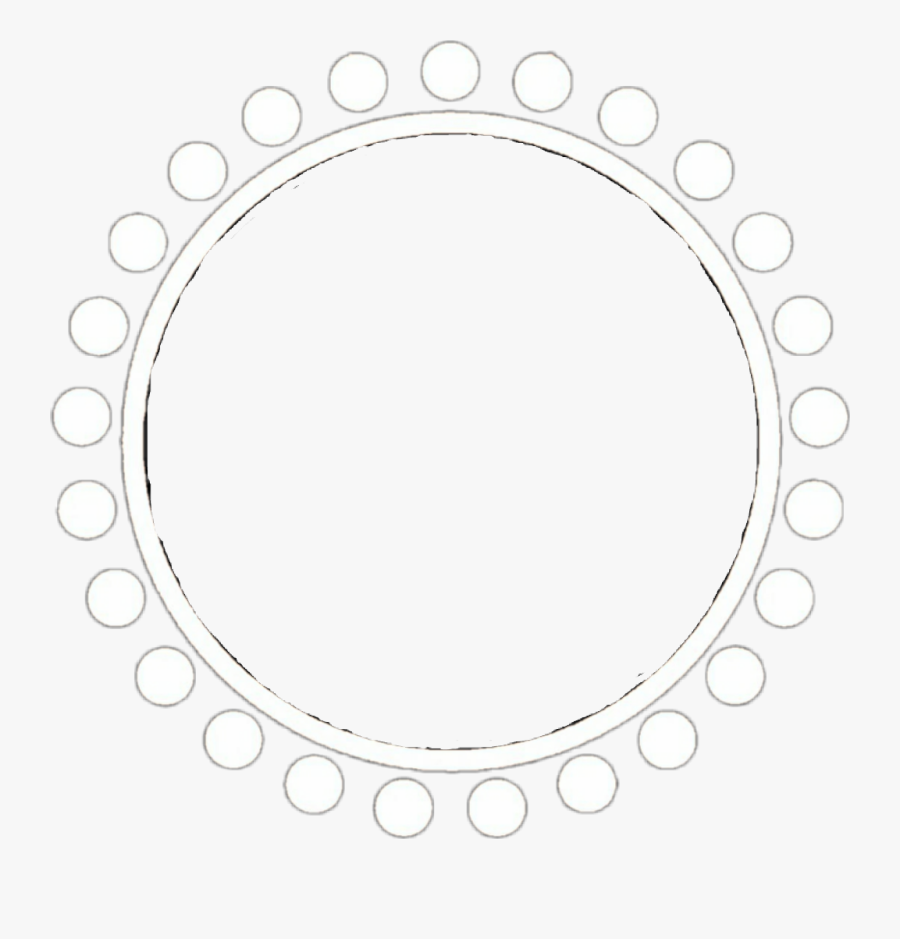 Png Edit Overlay White - White Circle Overlay Png, Transparent Clipart