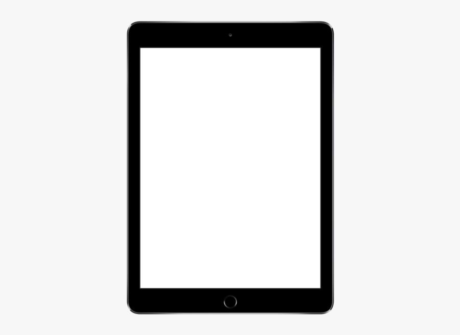 Mac Clipart Ipad Iphone - Ipad Air Mockup Png, Transparent Clipart