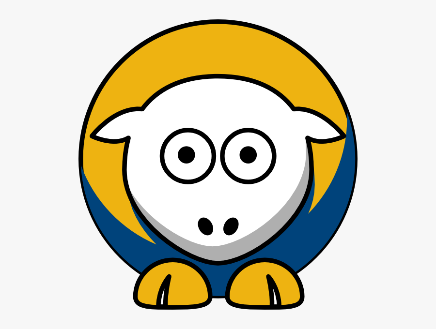 Sheep - Chattanooga Mocs - Team Colors - College Football - Dream League Football Emblem, Transparent Clipart
