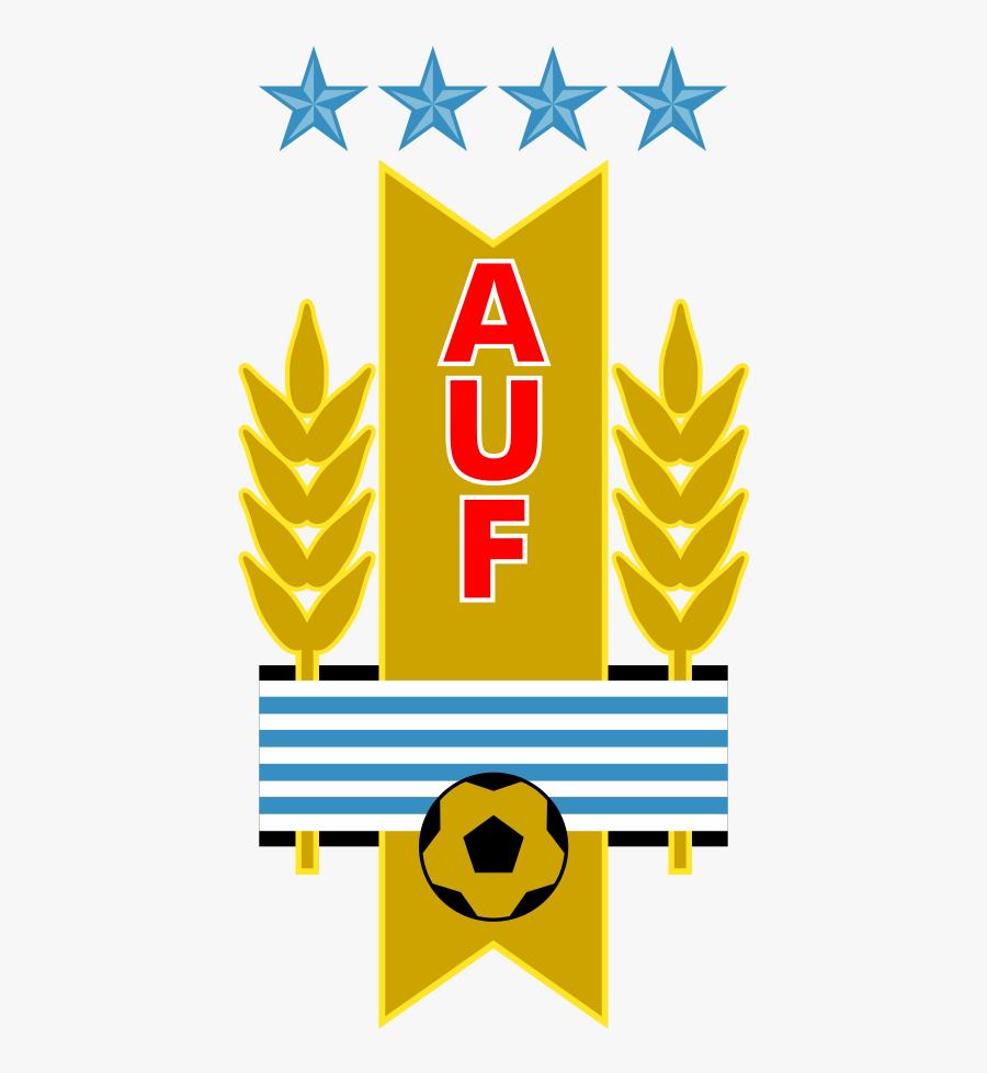 Uruguayan Football Association - Uruguay National Football Team, Transparent Clipart