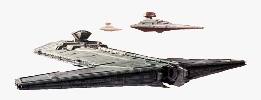 Star Wars Onager Star Destroyer, Transparent Clipart