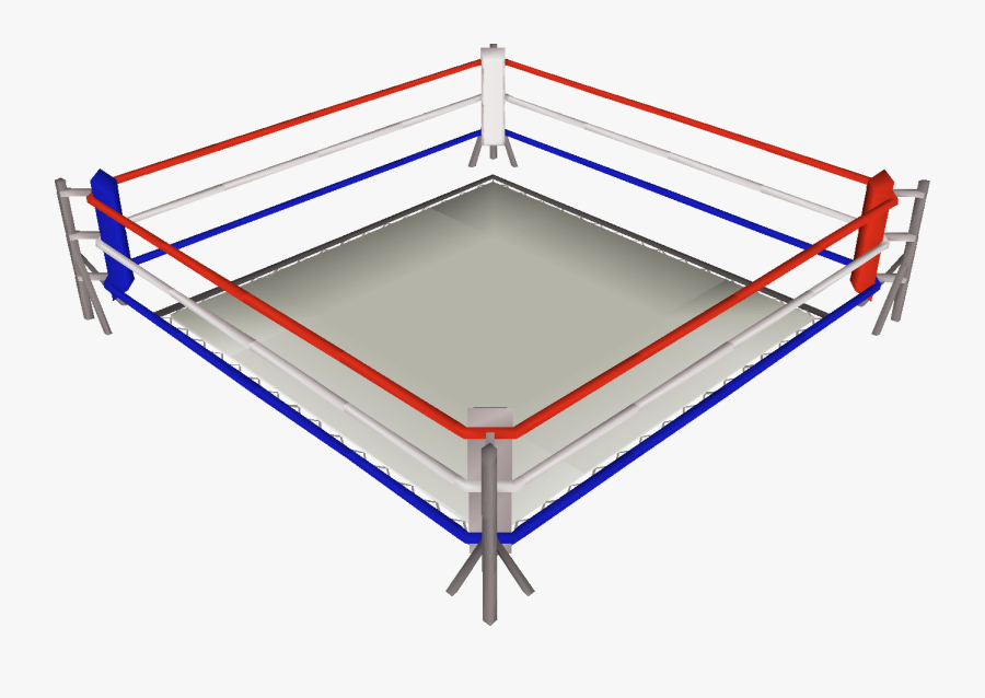 Clip Art Boxing Ring Png - Transparent Boxing Ring Clipart, Transparent Clipart