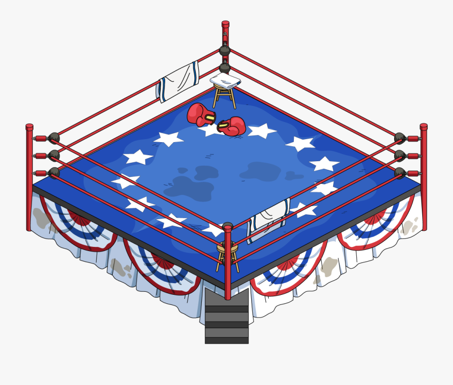 Boxing Ring Png Clipart , Png Download, Transparent Clipart