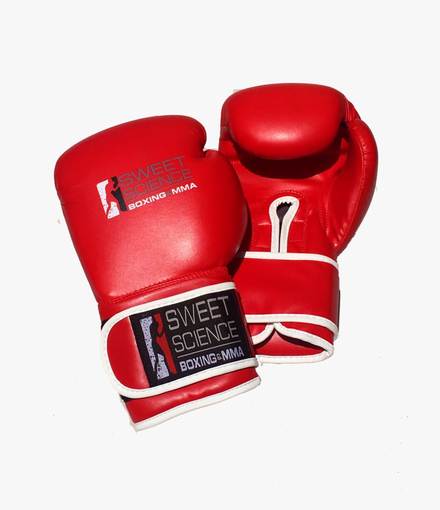 Sweet Science Boxing Gloves - Boxing Glove, Transparent Clipart