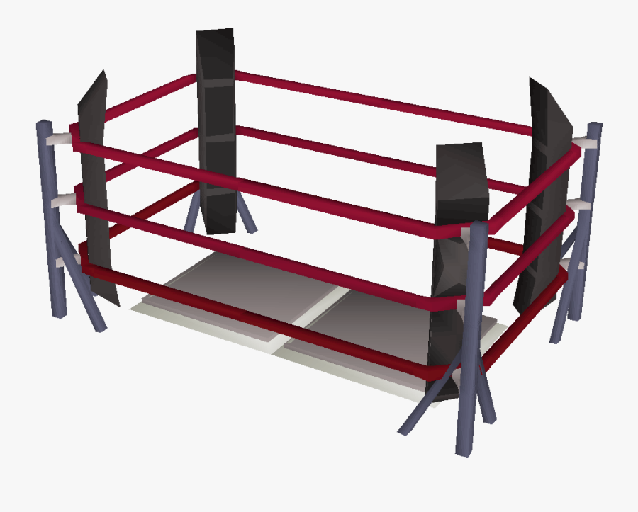 Osrs Boxing Ring, Transparent Clipart