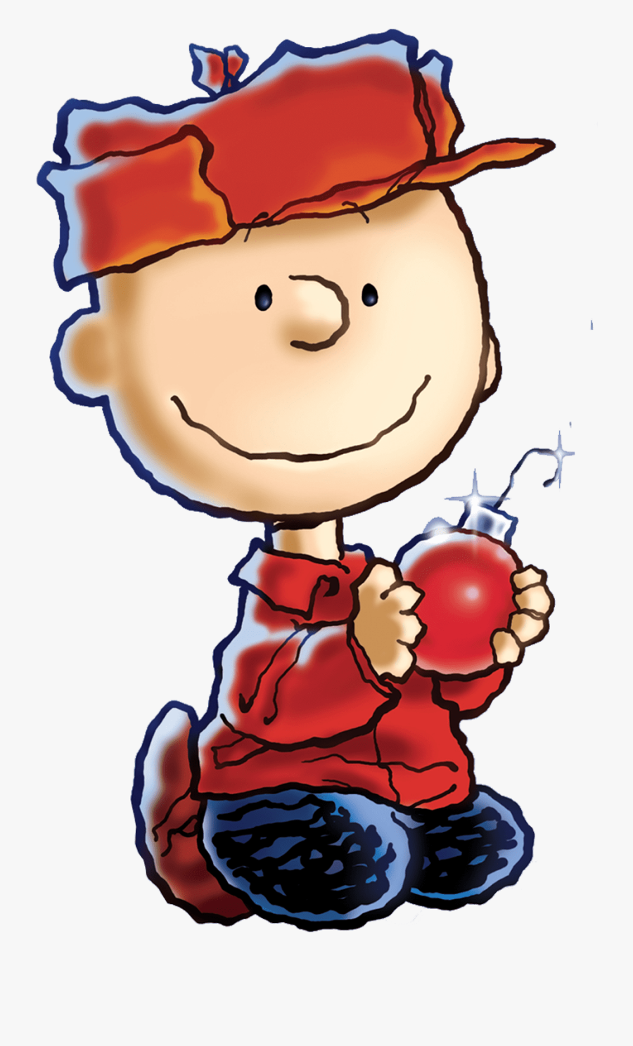Charlie Brown Christmas, Transparent Clipart