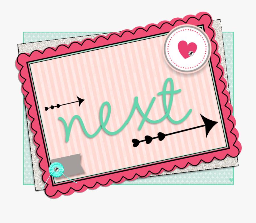 Quite The Pair - Cute Next Button Png, Transparent Clipart