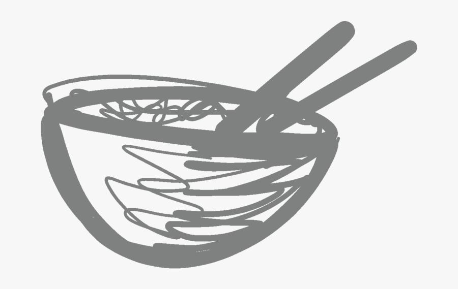 Pgh Fresh Icon Noodle Bowl@2x - Emblem, Transparent Clipart