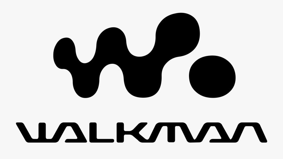 Walkman Sony Logo - Sony Walkman Logo, Transparent Clipart