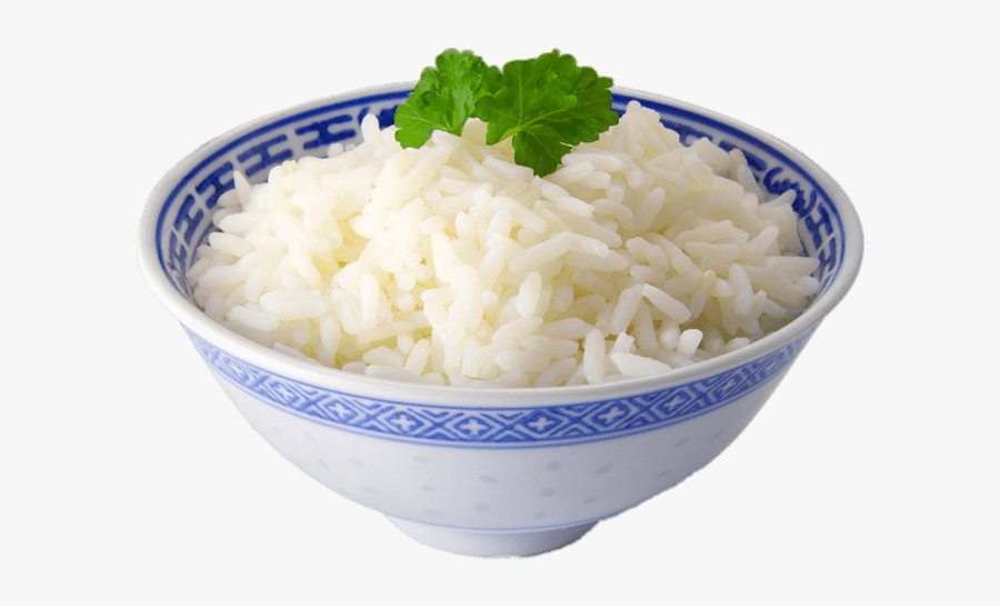 Traditional Bowl Of White Rice - Bowl Of Rice Png, Transparent Clipart