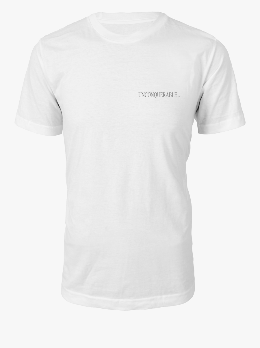 White Gildan T Shirts- - White T Shirt Png Template, Transparent Clipart
