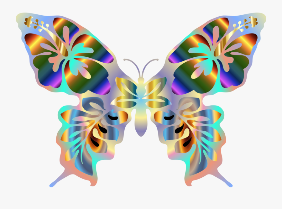 Perfect Butterfly, Transparent Clipart