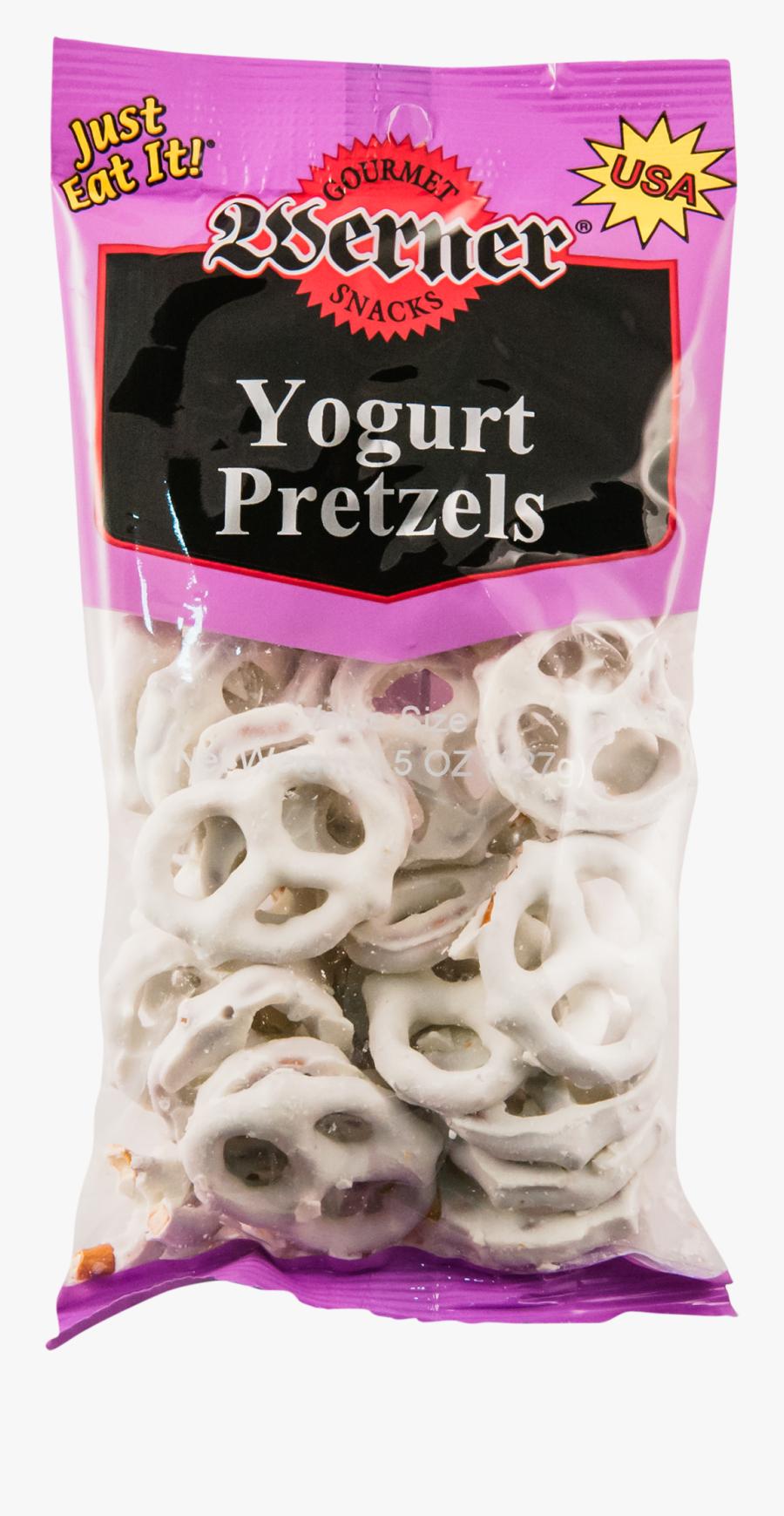 """Yogurt Pretzels""""  Class=""""lazyload Lazyload Fade In""""  - 1 Oz Yogurt Pretzels, Transparent Clipart"""